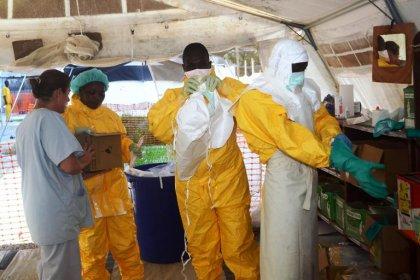 Ebola: l'épidémie en Afrique de l'Ouest