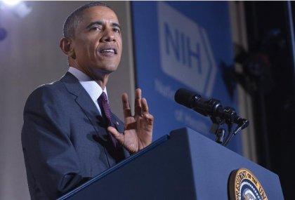 Ebola: Obama appelle le Congrès à débloquer un fonds de 6 milliards de dollars