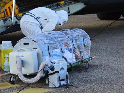 Ebola: état