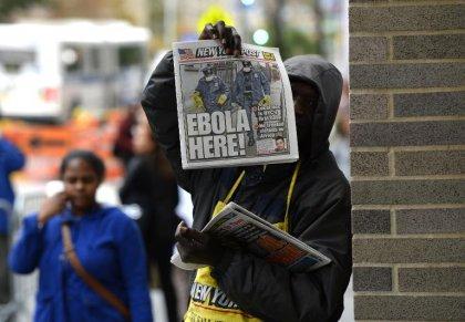 Ebola: la deuxième infirmière guérie aux Etats-Unis sort de l'hôpital