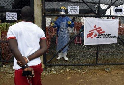 Ebola: la Croix-Rouge constate une importante baisse des morts à Monrovia