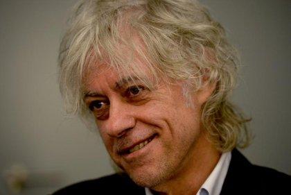 Meurtri, fatigué, mais toujours en colère: Bob Geldof face au sida