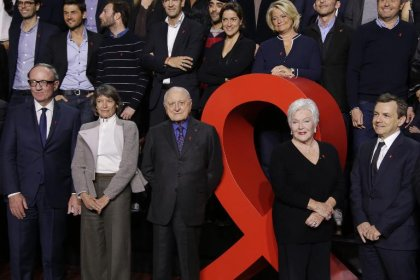 Le Sidaction 2015 en direct à la télévision et à la radio du 27 au 29 mars