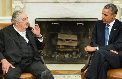 Le président uruguayen prône devant Obama le