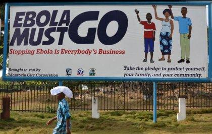 Ebola: le Liberia se rapproche de l'objectif de zéro cas