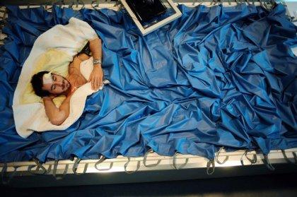 Médecine spatiale: trois jours en