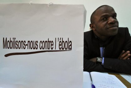 Ebola: un cas suspect à l'isolement au Canada