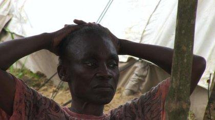 Guérir d'Ebola, et après ? Le difficile retour à la vie d'une Congolaise
