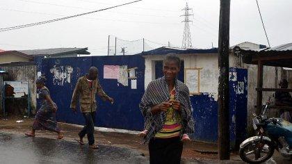 Ebola: inquiétude après l'évasion de malades au Liberia, pays le plus touché