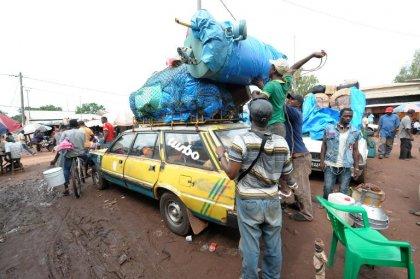 Ebola: des Sénégalais refoulent les Guinéens pour repousser le virus
