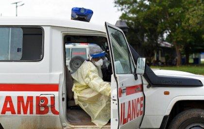 Une personne infectée par Ebola hospitalisée aux Etats-Unis dans un état critique