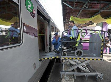 Accessibilité aux handicapés: le Nord de l'Europe cité en exemple
