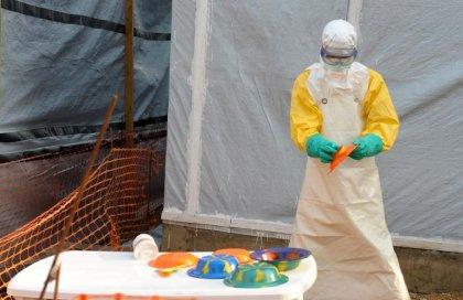 Ebola en Guinée: à Guéckédou, des malades n'attendent plus que la mort
