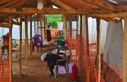 A Kailahun, les chants bercent l'agonie des malades d'Ebola