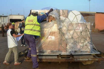 Guinée: l'aéroport de Conakry mobilisé contre la propagation d'Ebola