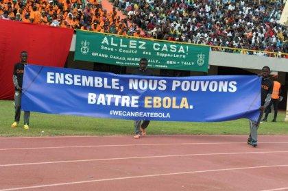 Ebola: la réaction des pays francophones se conjugue encore à l'imparfait