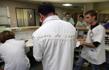 Les urgentistes lancent une semaine de grèves dans le monde médical