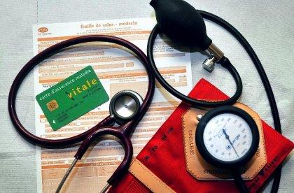 Hôpital: la facture des médecins exerçant en libéral en légère baisse