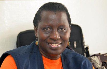 Le Dr Omoruto, une héroïne ougandaise de la lutte contre Ebola au Liberia