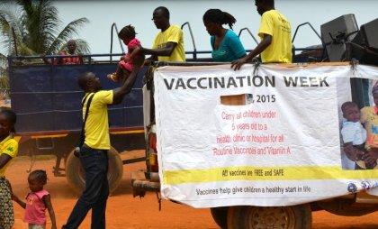 Après Ebola, la rougeole menace de fondre sur le Liberia