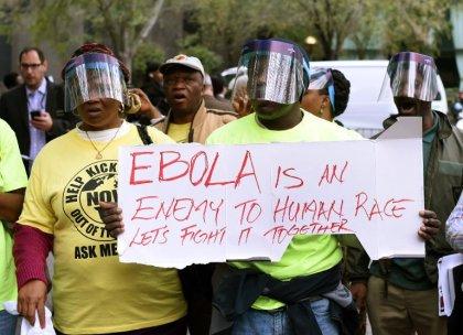 Ebola: des voyageurs en quarantaine dans les Etats de New York et du New Jersey