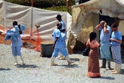 Guinée: épidémie Ebola