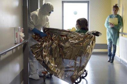 Exercice Ebola: