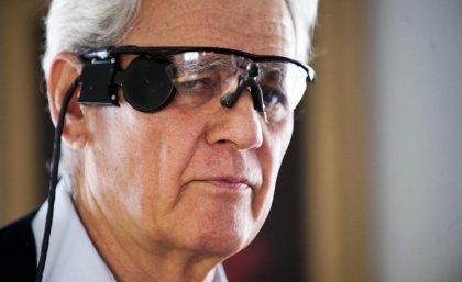 L'oeil électronique, un rayon d'espoir dans le monde des aveugles