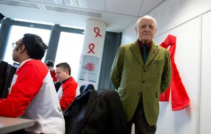 Sidaction: 3,7 millions d'euros de promesses de dons dimanche à 18H00