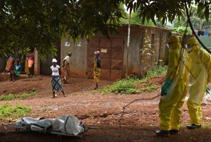 Ebola: 5.177 décès, selon le dernier bilan de l'OMS