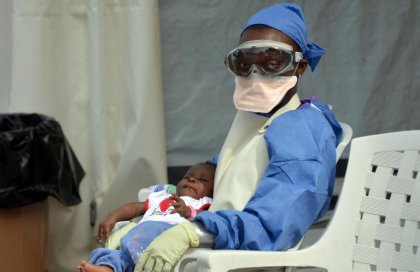 Ebola: un test de diagnostic rapide mis au point par des chercheurs français
