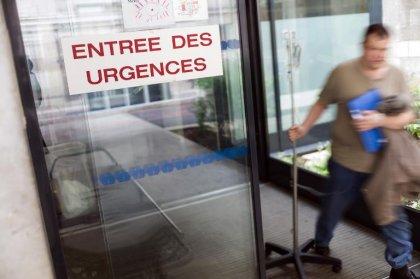 Premier retour d'ambulances aux urgences de l'Hôtel Dieu