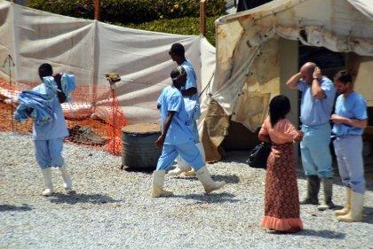 Guinée: inquiétudes après une hausse des cas d'Ebola en Afrique