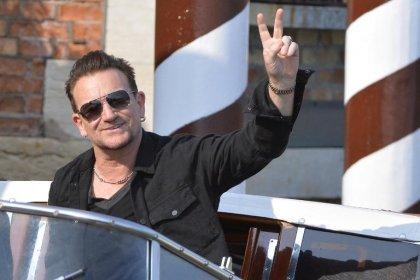 Bono ne quitte pas ses lunettes de soleil pour cause de glaucome