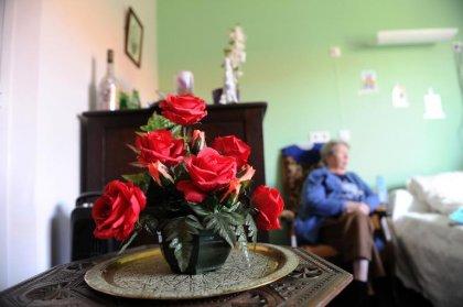 Le cuivre contre les infections nosocomiales dans des maisons de retraite