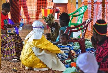 Ebola: la