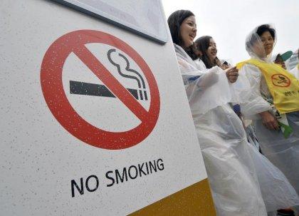 Corée du Sud: l'assurance santé poursuit les cigarettiers