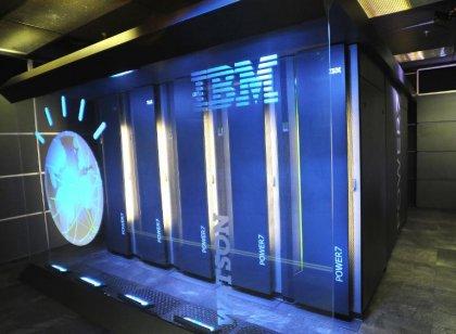 IBM lance son super-ordinateur Watson dans la médecine génomique
