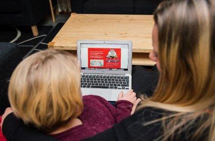 En Suède, les enfants se préparent à l'hôpital sur Internet