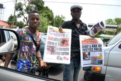 Libéria: Ebola menace l'existence même du pays, avertit un ministre