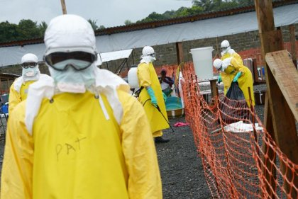 Ebola: situations dramatiques au Liberia et en Sierra Leone