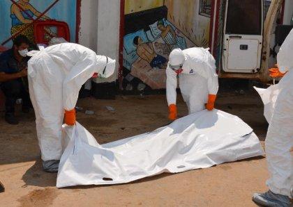 Ebola: 2.630 morts, 5.357 cas