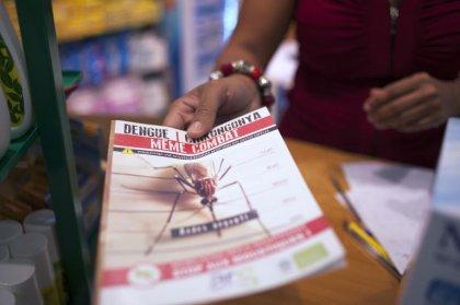 Chikungunya: 115.000 cas aux Antilles, prise en charge à 100%