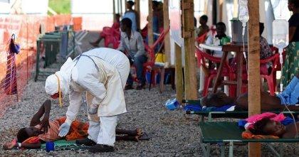 Ebola, la pire des missions pour des humanitaires endurcis