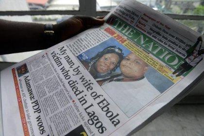Ebola: face à la menace d'une épidémie, les Nigérians en appellent à une aide internationale
