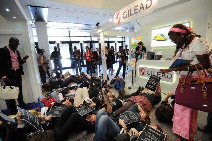 Hépatite C: bras de fer entre une ONG et l'Américain Gilead