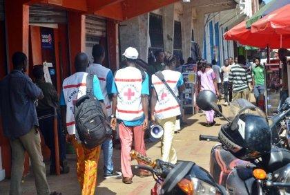 Guinée: l'épidémie de fièvre Ebola