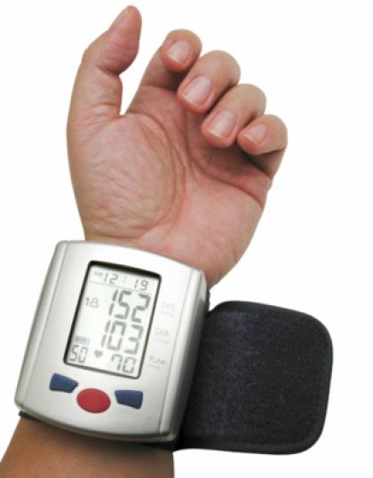Auto-mesure tensionnelle