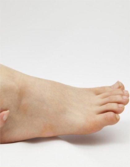 Cors aux pieds