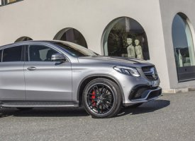 MERCEDES AMG GLE 63 S 4Matic Coupé